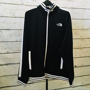 NWOT The North Face Zip Up Sweater